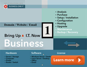 Business One IT